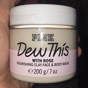 PINK DewThis Clay Facemask